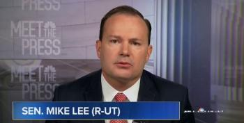 Sen. Mike Lee: 'Next Congress' Will Look Into Trump's Financial Ties With Saudis