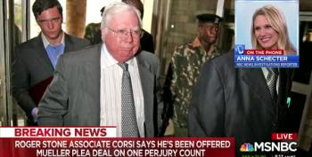 Roger Stone Associate Jerome Corsi Rejects Plea Deal Offered By Mueller