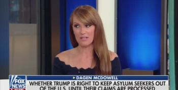 Fox News Host Blames Innocent Victims Of Tear Gas To Defend Trump