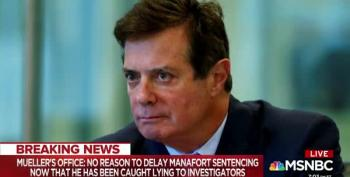 Manafort Plea Deal Is Cancelled!