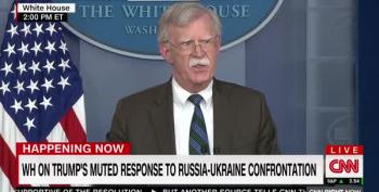 John Bolton Wonders What 'He Will Get From' Hearing Khashoggi Murder Tape