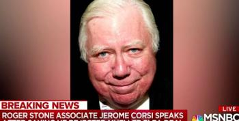 Corsi Hoped Wikileaks Dumps Would Force Dems To Drop 'Old And Sick' Hillary