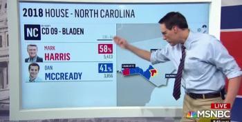 North Carolina De-Certifies NC-09 Republican Win For Potential Fraud