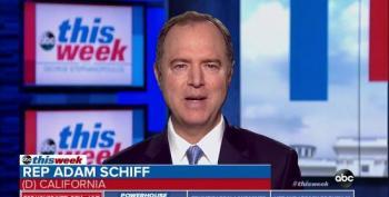 Adam Schiff: Trump And His Businesses Are Compromised