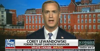 Corey Lewandowski: 'CNN Does Not Have One On-Air Talent That Could Be Considered Conservative'