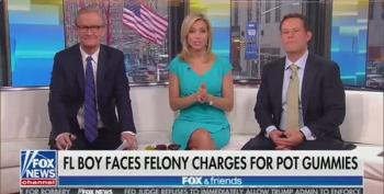 Fox And Friends Freaks Out About 'Pot Gummies'