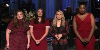 Guess What The Women Of SNL Want For Christmas