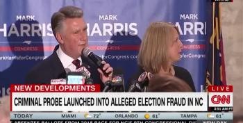 Criminal Probe Investigating Election Fraud In North Carolina's 9th District