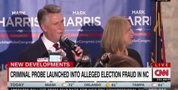 Criminal Probe Investigating Election Fraud In North Carolina's 9th District