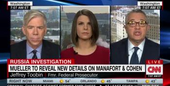 Jeffrey Toobin:  Looks Like Trump Is Target Of Criminal Investigation