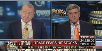 Fox Business Host Scolds Stephen Moore: 'You Came Out With Those Tax Cuts' And Haven't Delivered