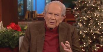 Pat Robertson Attacks Global Warming As 'Climate Religion'