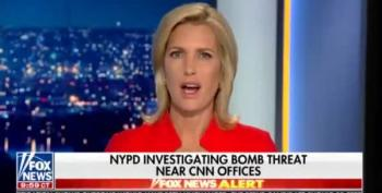Ingraham After CNN Bomb Threat: 'Take The Temperature Down'