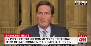 Rep. Garamendi: 'Where There Has Been High Crimes And Misdemeanors We Must Take Action'