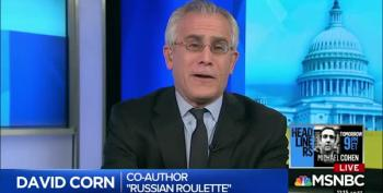 Trump Tweeting 'No Collusion,' David Corn Says: Not So Fast, Pal
