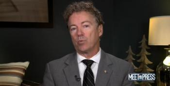 Rand Paul Isn't So Sure About AG Bill Barr