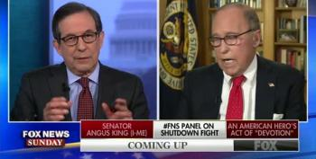 Larry Kudlow Confused Interview: 'I Can't Guarantee Anything'