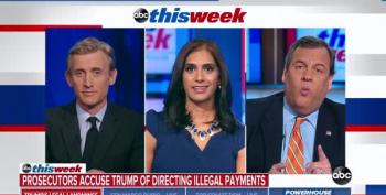 Asha Rangappa Fact Checks Chris Christie On This Week