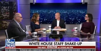 Lisa Boothe Blames Media For Trump Staff Shakeups