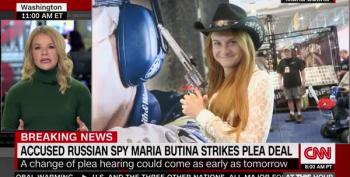 Alleged Russian Spy Maria Butina Strikes Plea Deal