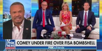 Dan Bongino Tells Fox And Friends Obama Is As Guilty As Trump