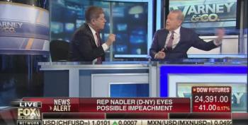 Stuart Varney Flips Out: Country Would Not Stand For Impeaching Trump Over Campaign Finance Laws