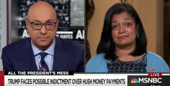 Rep. Jayapal Reacts To Kevin McCarthy's Hypocrisy: 'Such Lies!'