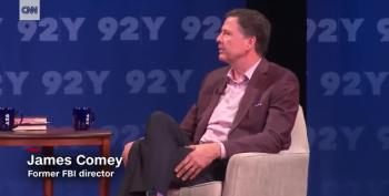 James Comey Prefers A Landslide Against Trump To Impeachment