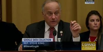 Google CEO Has To Correct Rep. Steve King's Belief That Google Makes IPhones