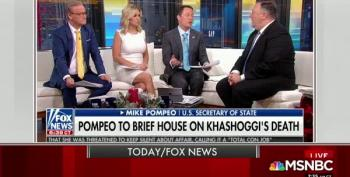Pompeo 'Lied Through His Teeth On National Television'