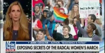Ann Coulter Describes Dems As 'Black Church Ladies, College Queers'