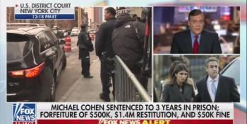 Jonathan Turley: Trump 'Bears Responsibility' For Hiring A 'Thug' Like Michael Cohen