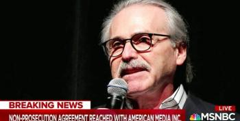 National Enquirer's Parent Company Admits Payoff To Trump Ex Meant To Influence Election