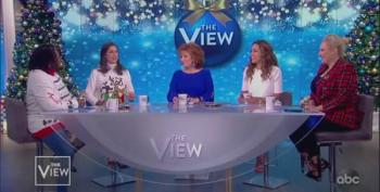'The View' Laughs As Trump's Border Wall Con Gets Outed
