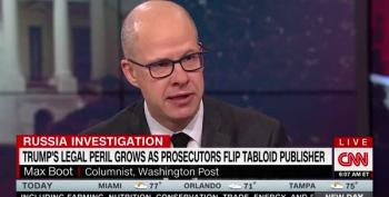 Conservative Max Boot: 'Trump Acquired His Office By Fraud'