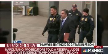 Former Prosecutor:  Don't Feel Sorry For Michael Cohen