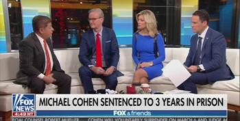 Judge Napolitano Debunks Every Excuse 'Fox And Friends' Uses To Defend Trump's Criminality