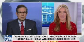Even Chris Wallace Is Calling Out Trump's Fox Interview Lies