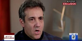 Cohen: 'I Will Work The Rest Of My Life To Fix The Mistake That I Made'