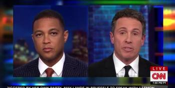 Don Lemon Scolds Chris Cuomo For Insane Kellyanne Conway Interview