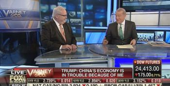 Stuart Varney Defends Trump Killing Stock Market: China Is 'Hurting More Than We Are'