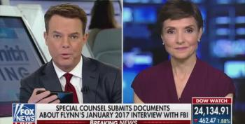Shepard Smith Clashes With Catherine Herridge After She Brings Hillary Into Flynn Story