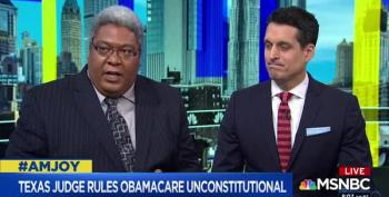 Elie Mystal: ACA Ruling 'Equivalent To A Dog Taking A Dump On Your Couch'