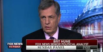 Brit Hume: 'Political Effect' Of Texas ACA Ruling Will Depend On 'Practical Effect'