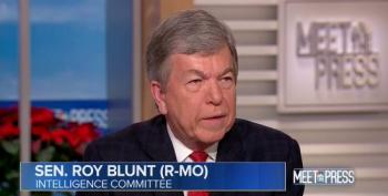Sen. Roy Blunt Tells Democrats 'Legislate, Don't Investigate' If They Want To Keep The House