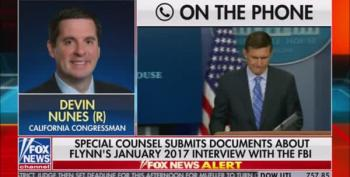 Neil Cavuto Shreds Devin Nunes' Desperate Spin Of Flynn's Guilty Plea