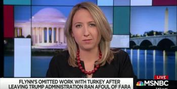 Was Michael Flynn Still Working For Turkey While He Worked In The White House?