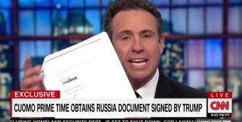 BUSTED: CNN Has Signed Copy Of Trump Tower Moscow Letter Of Intent