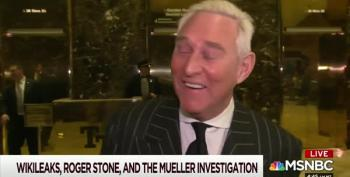 Roger Stone May Soon Have His Time In The Barrel