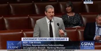 Tim Ryan Tells Republicans To 'Get A Grip And Learn How To Govern'